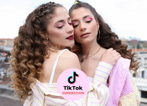Generazione TikTok: LeTwins - VanityFair.it