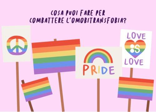 Cosa puoi fare per combattere l'omobitransfobia? - VanityFair.it