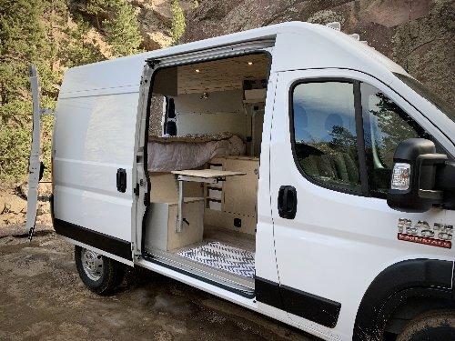 New 2020 Dodge Promaster 1500 Adventure Van - VanlifeTrader
