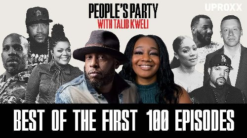 Watch 'The Best Of The First 100 Episodes' Of 'People's Party With Talib Kweli'