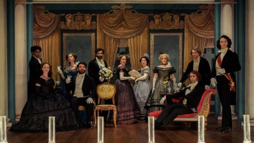 How the 'Dickinson' Production Designer Created a 19th Century World for a Contemporary Audience