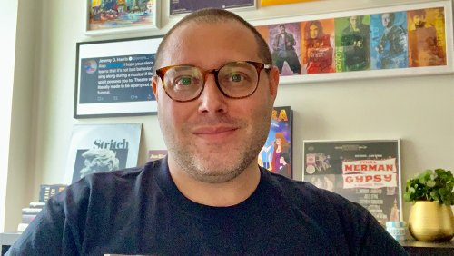 United Artists' Seth Fradkoff Teaches Kids About Broadway, Raises Money for COVID Relief