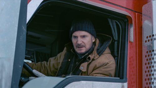 'The Ice Road' Review: Liam Neeson Delivers Entertaining if Implausible Far-North Action
