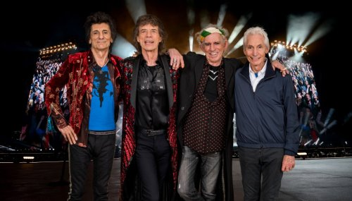 The Rolling Stones Talk Charlie Watts' Legacy and Their Upcoming First Tour Without Him