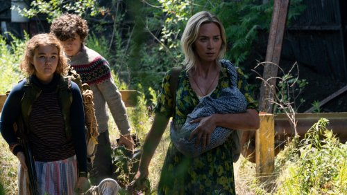 'A Quiet Place Part II' Review: John Krasinski's Monster Movie Sequel Amps Up the Scares