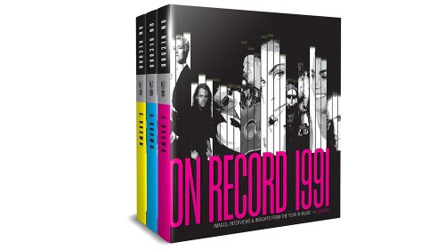 'On Record' Book Series Is a Time Capsule of Pop Music, Year by Year