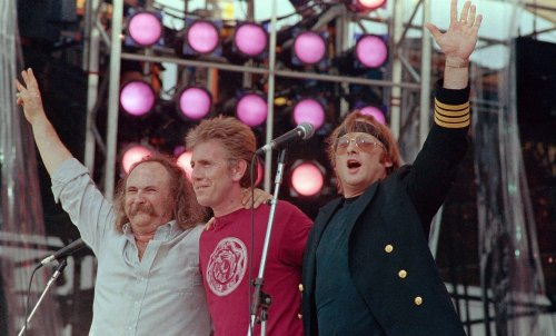 David Crosby's Announcement of a Robert Zemeckis-Directed Crosby, Stills & Nash Doc Is Walked Back as 'Premature'