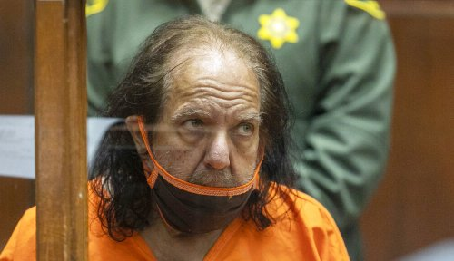 Ron Jeremy Indicted on 34 Counts of Sexual Assault