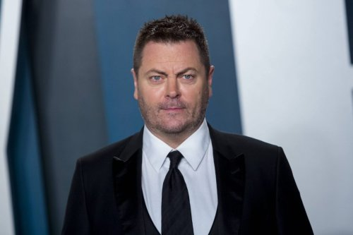 Nick Offerman Joins Pam Anderson, Tommy Lee Sex Tape Series at Hulu