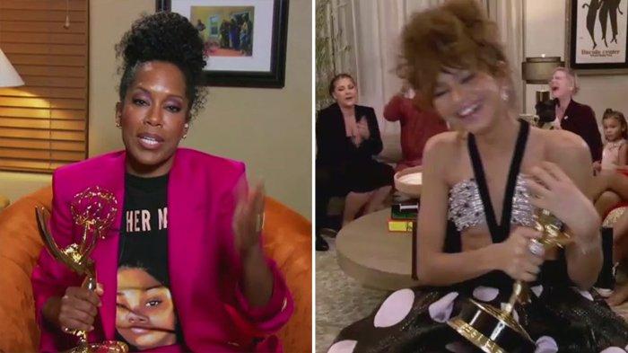 Regina King, Zendaya Emmy Wins Highlight Historic Year for Black Actors