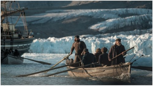 Colin Farrell, Stephen Graham, Jack O'Connell in BBC's 'The North Water' – First Look Revealed