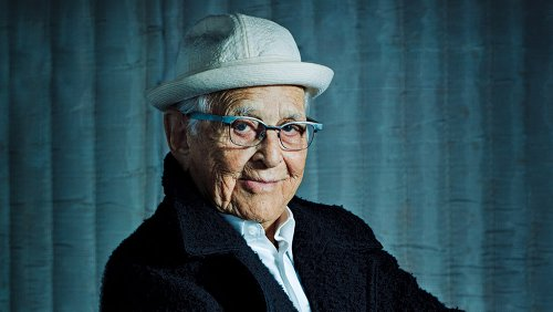 Watch Norman Lear's 99th Surprise Birthday Video From Woody Harrelson and Justin Theroux