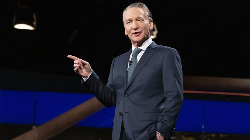 Bill Maher's 'Real Time' Renewed at HBO Through 2022
