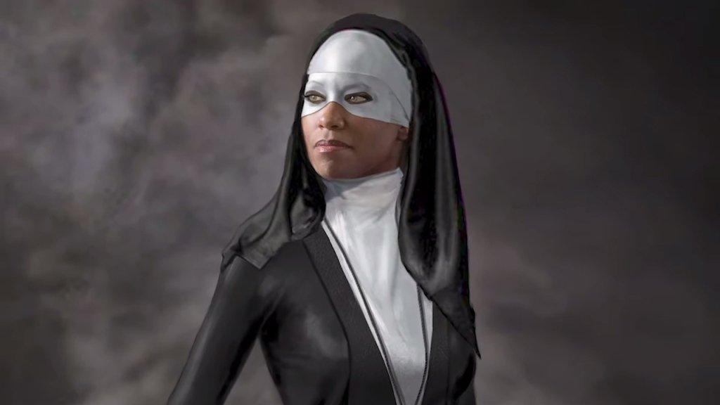 'Watchmen' Costume Designers Explain the Evolution of Sister Night's Superhero Skirt