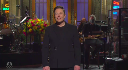 Elon Musk Makes 'Saturday Night Live' History as First Host With Asperger's