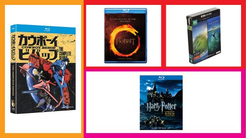 The Best Blu-Ray Prime Day Deals to Add to Your Collection