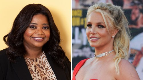 Octavia Spencer Apologizes to Britney Spears for Prenup Joke About Her Engagement