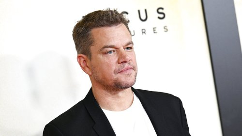 Matt Damon Says He Stopped Using the 'F-Slur' After Daughter Wrote Him a 'Treatise' on Why It's 'Dangerous'