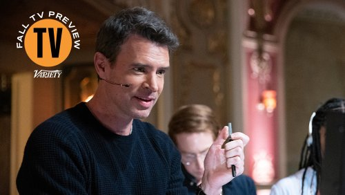 Scott Foley Finds the Funny in Producing a Fake Competition Program on 'The Big Leap'