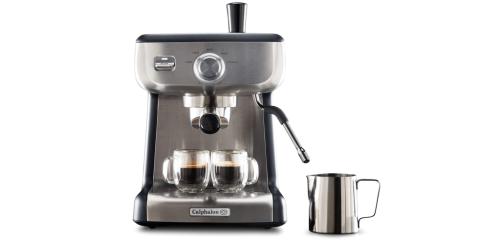 This Premium Espresso Machine Is More Than Half Off For Prime Day