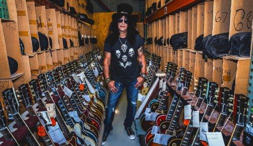 Slash's Guitar of Choice? Fender. His New Label? Also Fender
