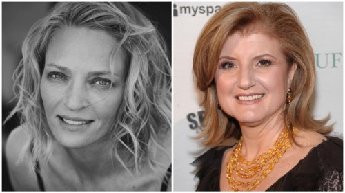Uma Thurman to Play Arianna Huffington in Showtime Uber Series 'Super Pumped' (EXCLUSIVE)