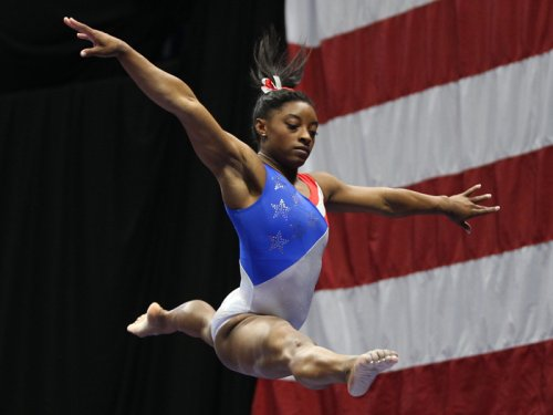 Simone Biles Will Participate in Tokyo Olympics Balance Beam Final