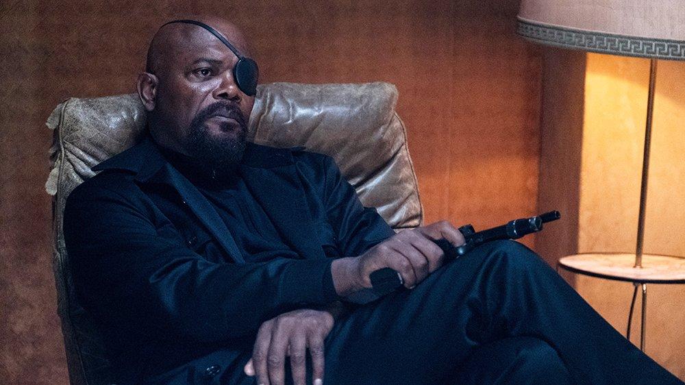 Samuel L. Jackson to Play Nick Fury in New Marvel Disney Plus Series (EXCLUSIVE)