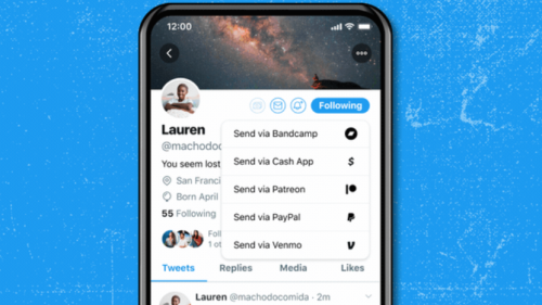 Twitter Launches 'Tip Jar' to Let You Send Money to Your Favorite Tweeters