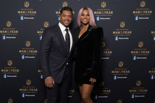 Russell Wilson, Ciara Ink First-Look Film and TV Deal With Amazon