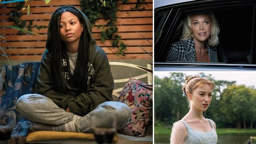 From 'Ted Lasso' to 'The Handmaid's Tale,' Female Characters Are Fighting for Voices in Male-Dominated Worlds