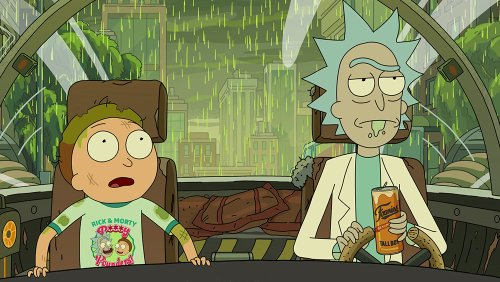 As 'Rick and Morty' Returns for Season 5, So Does the Adult Swim Hit's Merchandise Juggernaut