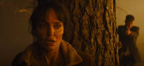 'Those Who Wish Me Dead' Trailer: Angelina Jolie Outruns Assassins and a Forest Fire