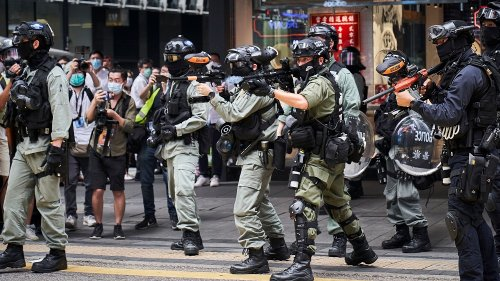 U.S. Tech Giants Suspend Co-operation With Hong Kong Authorities Following National Security Law