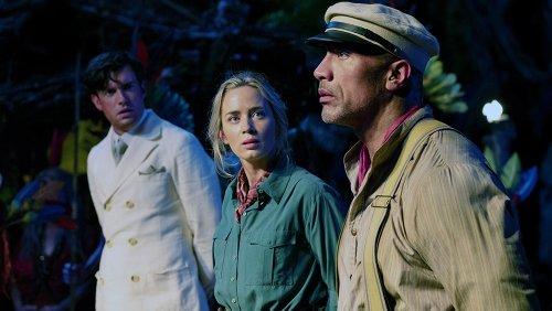 'Jungle Cruise' Docks With $34 Million in Theaters, $30 Million on Disney Plus