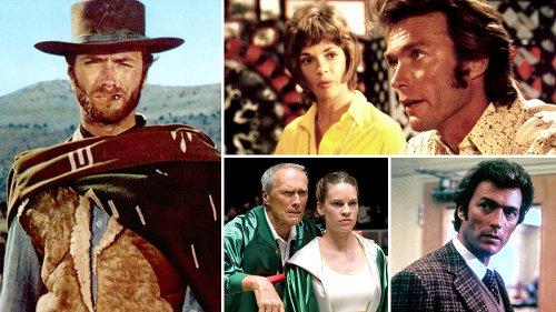 Ranking Clint Eastwood's 10 Greatest Film Performances