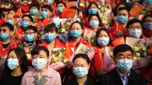 Nanfu Wang's HBO Doc 'In the Same Breath' Will Test Audience Appetite for Pandemic Fare
