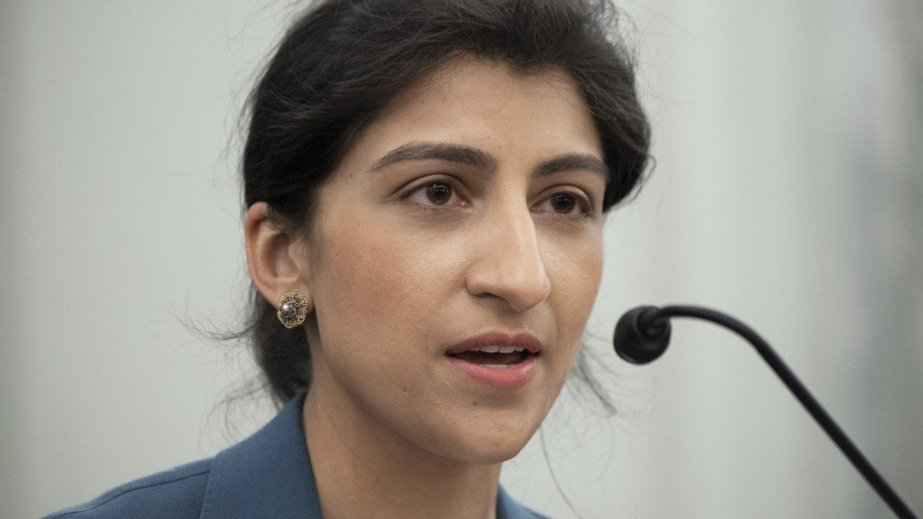 Amazon Wants FTC Chair Lina Khan Barred From MGM Review, Other Antitrust Probes