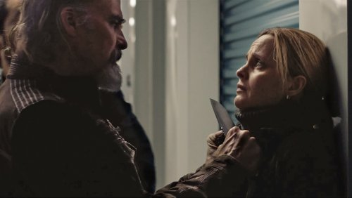 'Locked In' Review: Mena Suvari Headlines a Chintzy and Generic Heist Thriller