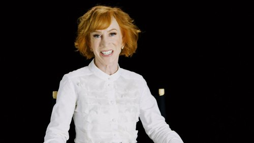 Kathy Griffin Reveals She Has Lung Cancer and Will Undergo Surgery