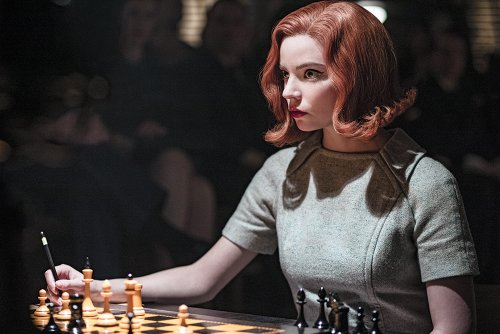 Anya Taylor-Joy Gave Everything She Had to 'The Queen's Gambit' — Even Her Own Mannerisms