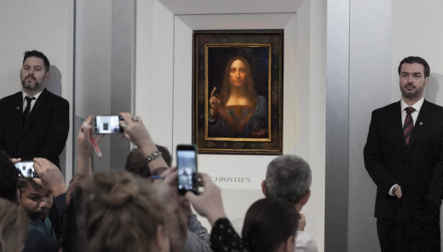 'Savior For Sale: The Story of Salvator Mundi' Sells Widely For MK2 Films (EXCLUSIVE)