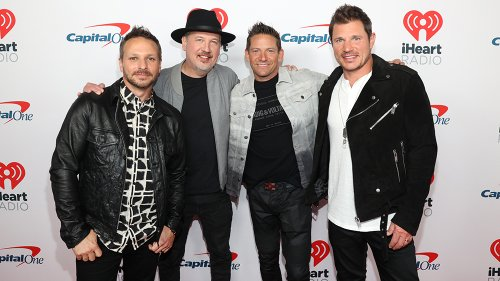 98 Degrees Members Preview 'Total Relief Live' Benefit, Invite Britney Spears and Justin Timberlake to Join Lineup
