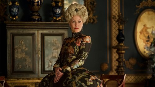 Hulu Releases First Look at Gillian Anderson in 'The Great' (TV News Roundup)