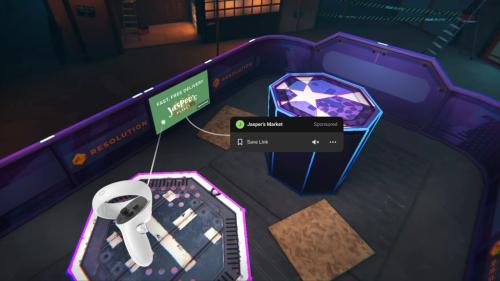 Facebook Will Start Serving Targeted Ads in Oculus VR Headsets