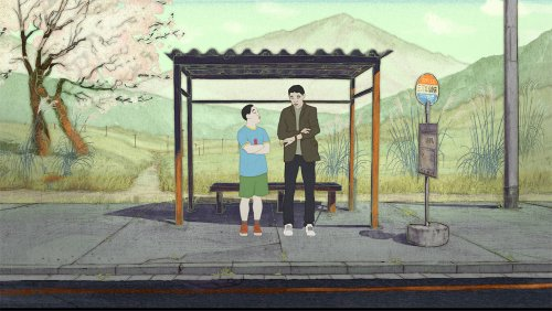 Miyu Adapts Haruki Murakami Stories With Novel Animation Technique in 'Blind Willow, Sleeping Woman'