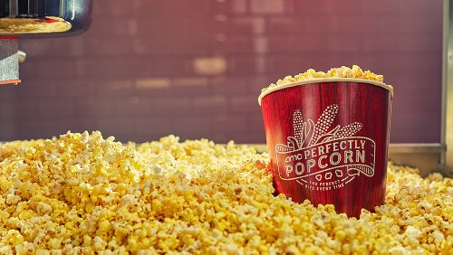 AMC Theatres Offering All You Can Eat Popcorn During Cinema Week