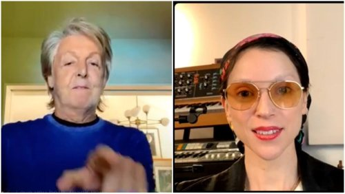 Paul McCartney and St. Vincent Talk One-Man and One-Woman Bands — and Beatles — on Instagram
