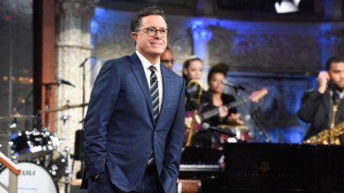 Stephen Colbert and 'The Late Show' Make 'Very Emotional' Return to Ed Sullivan Theater