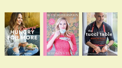 The 10 Best Celebrity Cookbooks You Need in Your Kitchen